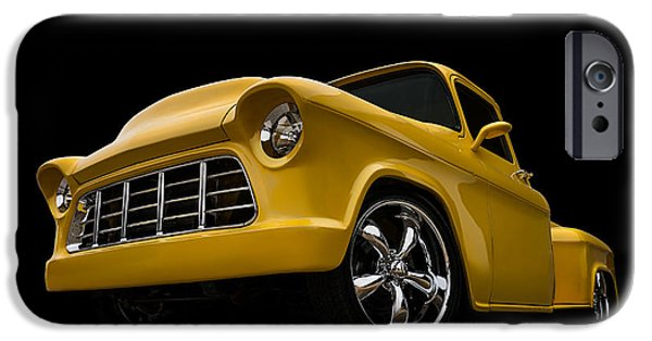 Truck iPhone 6s Case - Cut '55 by Douglas Pittman