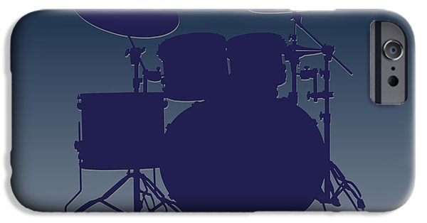 Dallas Cowboys Drum Set IPhone 6s Case