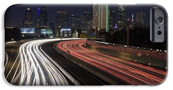 Dallas Night IPhone 6s Case by Rick Berk