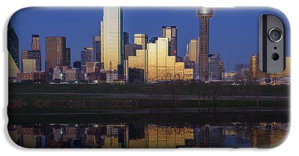 Dallas Twilight IPhone 6s Case by Rick Berk