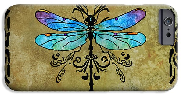 Damselfly Nouveau IPhone 6s Case