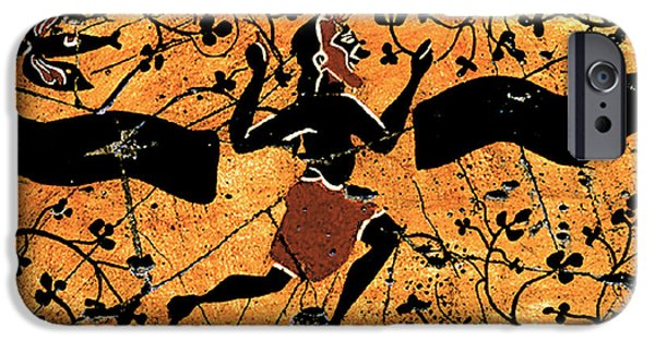 Dancing Man - Study No. 1 IPhone 6s Case