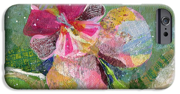 Dancing Orchid IIi IPhone 6s Case by Shadia Derbyshire