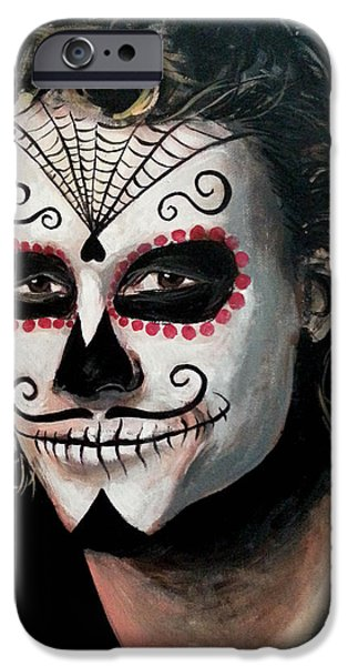 Day Of The Dead - Heath Ledger IPhone 6s Case