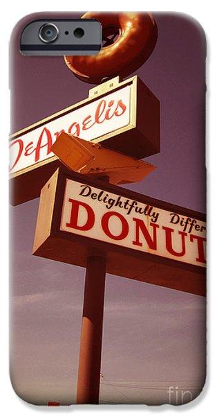 Beaver iPhone 6s Case - Deangelis Donuts by Jim Zahniser