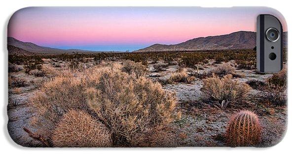 Desert iPhone 6s Case - Desert Twilight by Peter Tellone