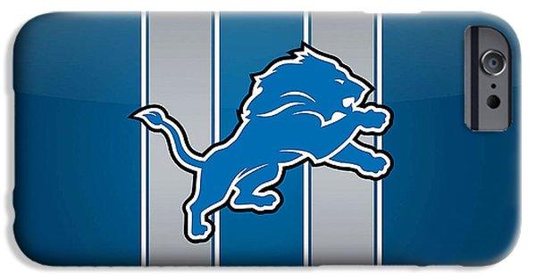 Detroit Lions IPhone 6s Case