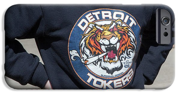 Detroit Tokers IPhone 6s Case by Jim West