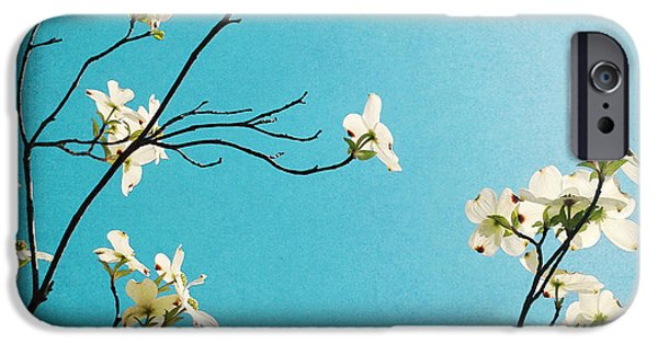 Dogwood Blooms IPhone 6s Case by Kim Fearheiley