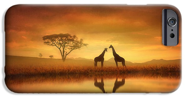 Dreaming Of Africa IPhone 6s Case by Jennifer Woodward