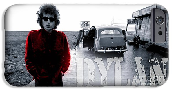 Bob Dylan IPhone 6s Case