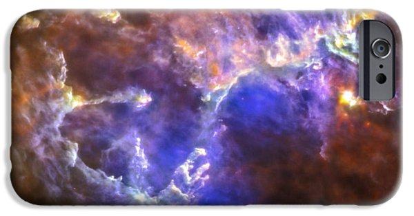 Eagle Nebula IPhone 6s Case by Adam Romanowicz