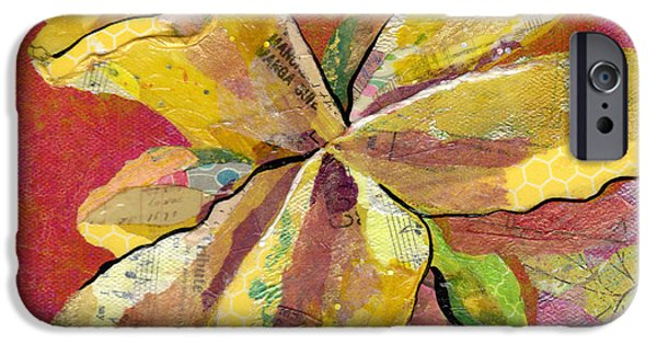 Early Spring II Daffodil Series IPhone 6s Case by Shadia Derbyshire