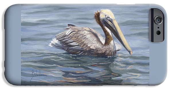Pelican iPhone 6s Case - Easy Morning by Lucie Bilodeau