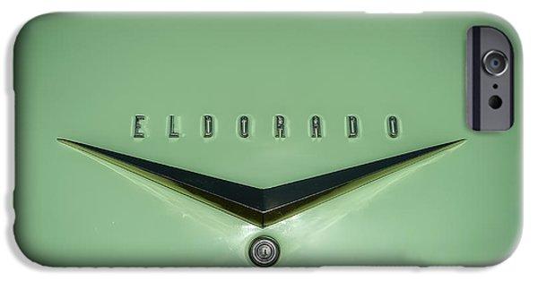 Teal iPhone 6s Case - Eldorado by Scott Norris