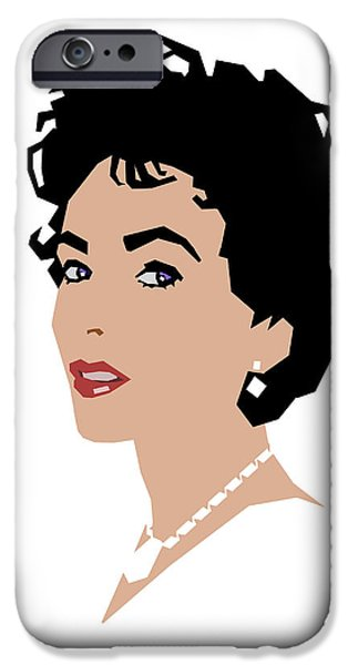 Elizabeth IPhone 6s Case