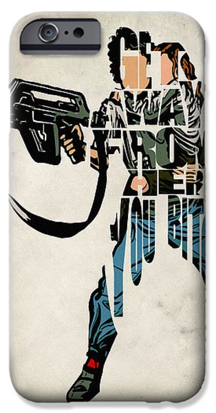 Ellen Ripley From Alien IPhone 6s Case by Ayse Deniz