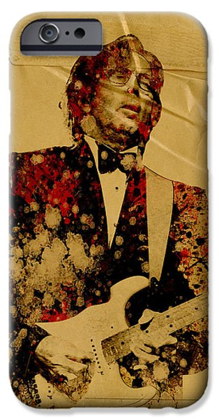 Eric Clapton 2 IPhone 6s Case