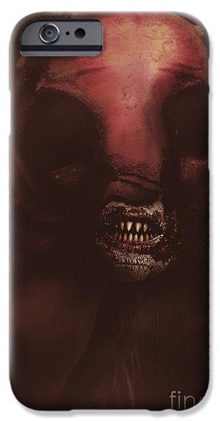 Evil Greek Mythology Minotaur IPhone 6s Case by Jorgo Photography - Wall Art Gallery