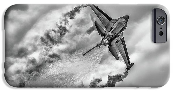 Jet iPhone 6s Case - F-16 Solo Turk... by Rafa? Czernia