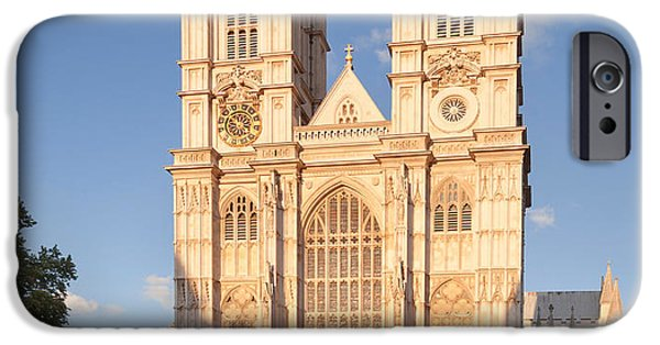 Facade Of A Cathedral, Westminster IPhone 6s Case by Panoramic Images
