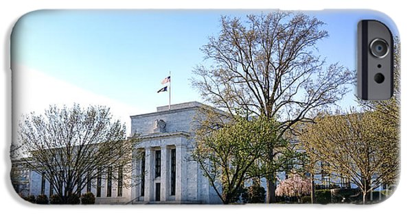 Federal Reserve Building IPhone 6s Case by Olivier Le Queinec
