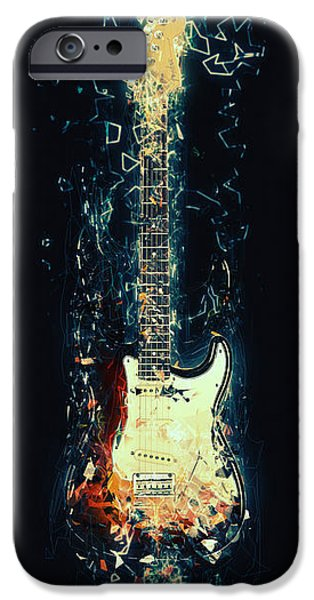 Fender Strat IPhone 6s Case