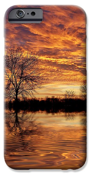 Fire Painters In The Sky IPhone 6s Case by Bill Pevlor
