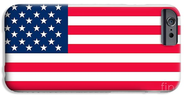 The White House iPhone 6s Case - Flag Of The United States Of America by Anonymous