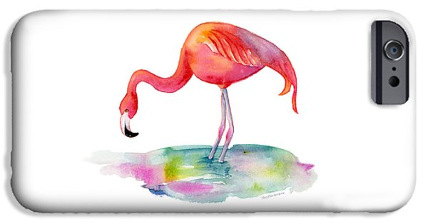 Flamingo Dip IPhone 6s Case