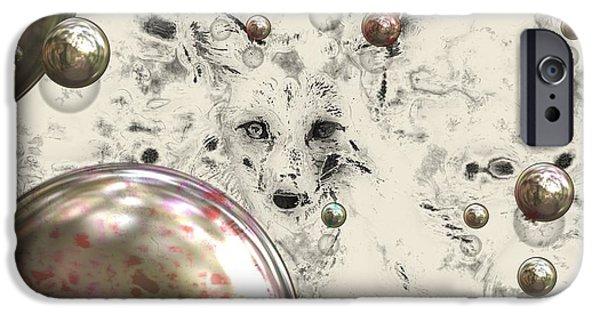Fox Bubbles  IPhone 6s Case