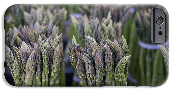 Fresh Asparagus IPhone 6s Case by Mike  Dawson