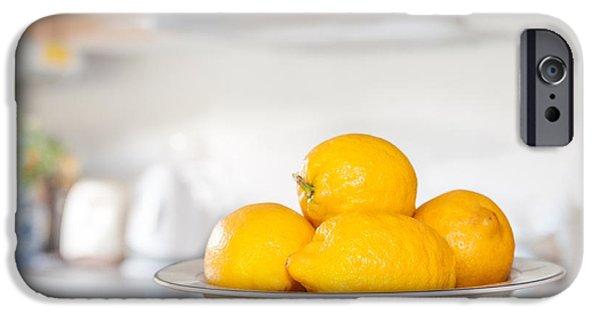 Freshly Picked Lemons IPhone 6s Case by Amanda Elwell