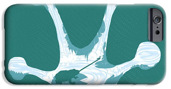 Frog Foot IPhone 6s Case by Daniel Hapi