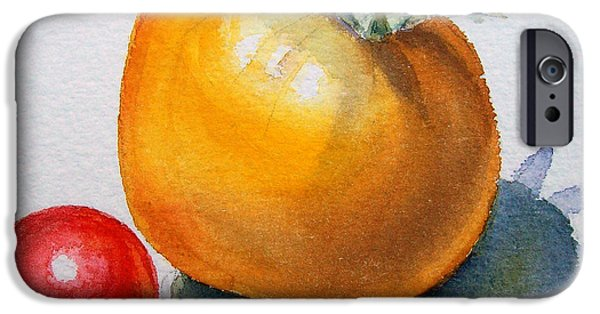 Garden Tomatoes IPhone 6s Case by Irina Sztukowski