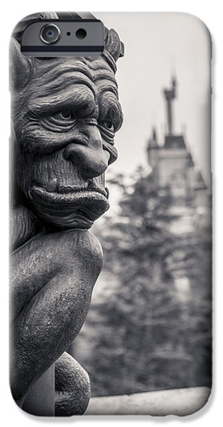 Castle iPhone 6s Case - Gargoyle by Adam Romanowicz