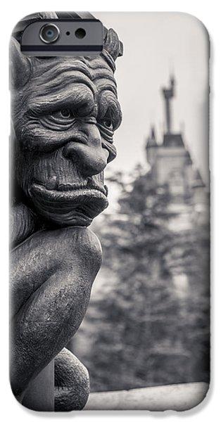 Castle iPhone 6s Case - Gargoyle by Adam Romanowicz