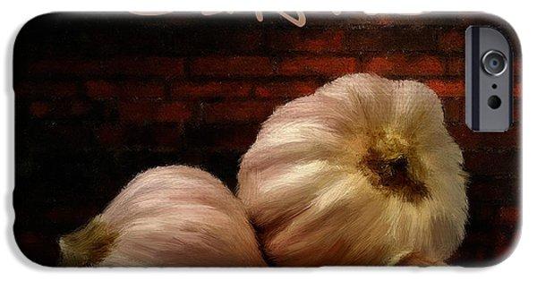 Garlic II IPhone 6s Case by Lourry Legarde
