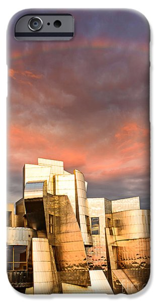 Gehry Rainbow IPhone 6s Case by Joe Mamer