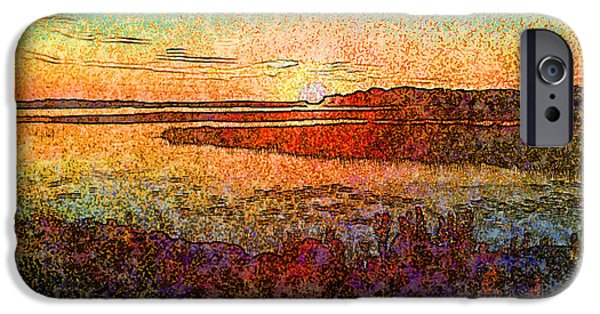 Georgian Bay Sunset IPhone 6s Case