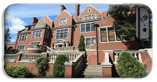 Glensheen Mansion Exterior IPhone 6s Case by Amanda Stadther