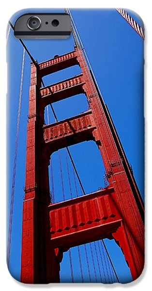 Golden Gate Tower IPhone 6s Case