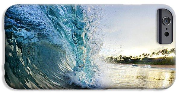 Beach iPhone 6s Case - Golden Mile by Sean Davey