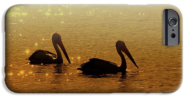 Pelican iPhone 6s Case - Golden Morning by Mike  Dawson