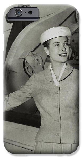 Grace Kelly In 1956 IPhone 6s Case by Mountain Dreams