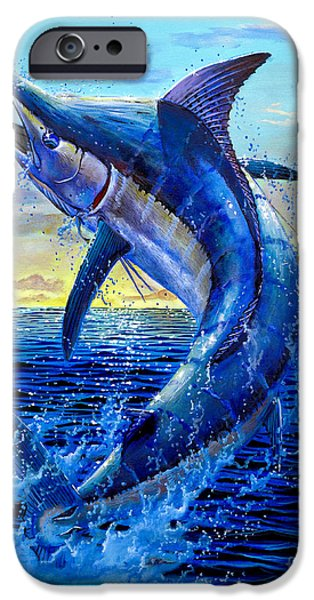 Dolphin iPhone 6s Case - Grander Off007 by Carey Chen