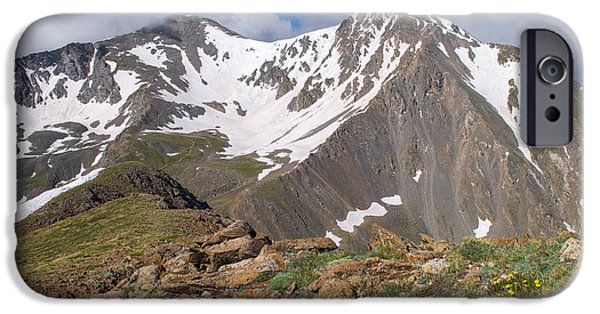Grays And Torreys Peak IPhone 6s Case by Aaron Spong