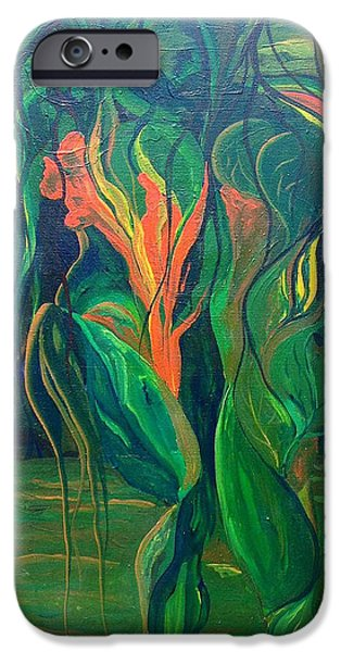IPhone 6s Case featuring the painting . by James Lanigan Thompson MFA