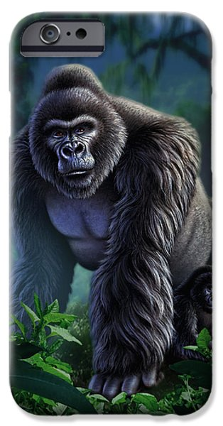 Guardian IPhone 6s Case by Jerry LoFaro