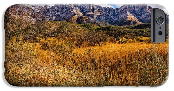 Here To There IPhone 6s Case by Mark Myhaver